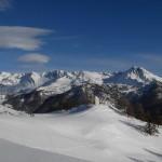 Oratorio di Gilliarey sotto la neve - Foto di Gian Mario Navillod.