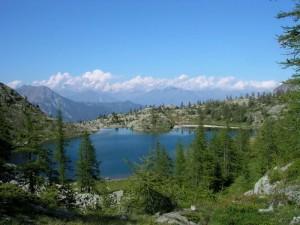 Lago Bianco nel Parco del Mont Avic – Foto di Gian Mario Navillod.
