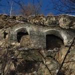 Archi del Ru del Pan Perdu di Antey - Foto di Gian Mario Navillod.