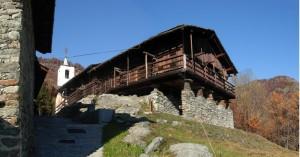 Museo Etnografico di Triatel (Torgnon) - Foto di Gian Mario Navillod.