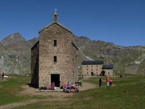 Santuario e Rifugio del Miserin (Champorcher) - Foto di Gian Mario Navillod.