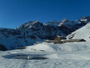 Alpe Cleyves de la Seyvaz dal Tour di Mande di Valtournenche - Foto di Gian Mario Navillod.