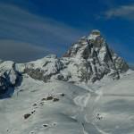 Belvedere sul Cervino/Matterhorn dal Tour di Mande di Valtournenche - Foto di Gian Mario Navillod.
