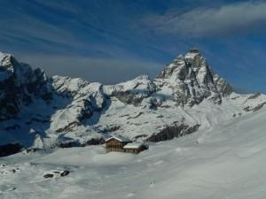 Alpe Promindoz dal Tour di Mande di Valtournenche - Foto di Gian Mario Navillod.