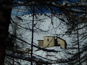 Cappella di Moulin a Chamois - Foto di Gian Mario Navillod.