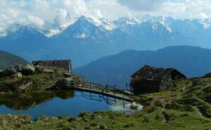 Alpe Valéry (La Magdeleine) - Foto di Gian Mario Navillod.